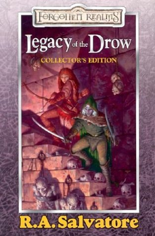9780786929085: Legacy of the Drow: Collector's Edition