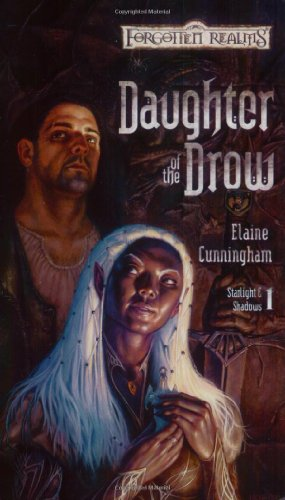 9780786929290: Daughter of the Drow (Forgotten Realms: Starlight and Shadows, Book 1)