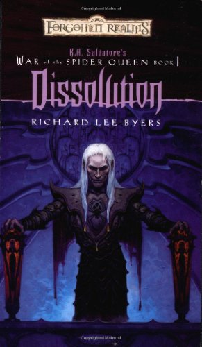 9780786929443: Dissolution (Forgotten Realms: R.A. Salvatore's War of the Spider Queen, Book 1)