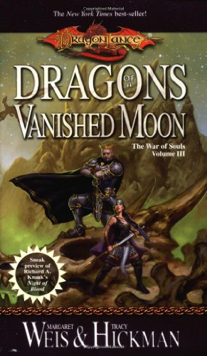 9780786929504: Dragons of a Vanished Moon (Dragonlance: War of Souls, Book 3)