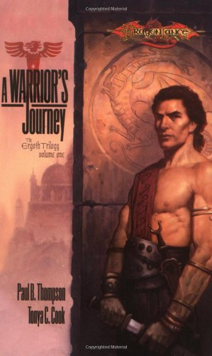 9780786929658: A Warrior's Journey (Dragonlance: The Ergoth Trilogy, Book 1)