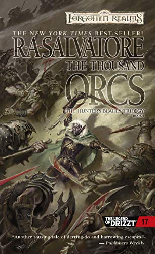 9780786929801: The Thousand Orcs (Forgotten Realms: The Hunter's Blades Trilogy, Book 1)