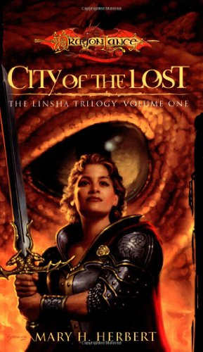 9780786929863: City of the Lost (Linsha Trilogy)