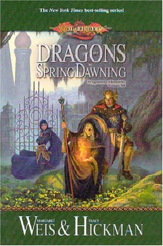 9780786930708: Dragons of Spring Dawning (Dragonlance Chronicles, Vol. 3)