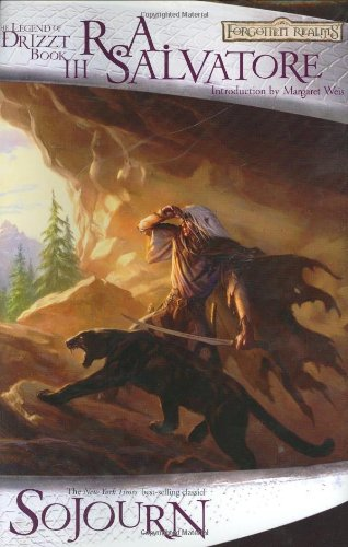 9780786930814: Sojourn: The Dark Elf Trilogy, Part 3 (Forgotten Realms: The Legend of Drizzt, Book III)