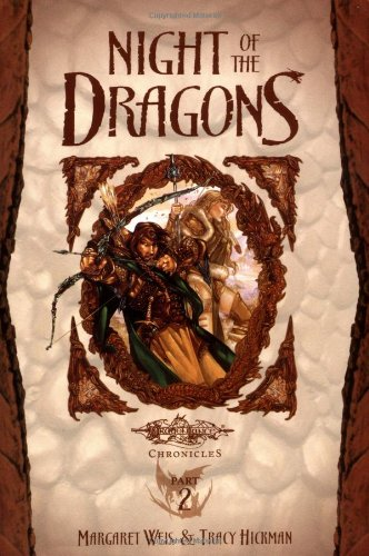 9780786930906: Night of the Dragons: Dragons of Autumn Twilight, Vol. 2 (Dragonlance Chronicles, Part 2)