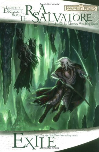 9780786931262: Exile: The Dark Elf Trilogy, Part 2 (Forgotten Realms: The Legend of Drizzt, Book II)