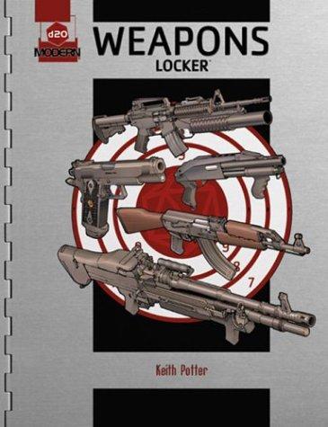 9780786931323: d20 Weapons Locker: A d20 Modern Supplement
