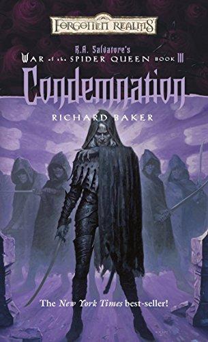 9780786932023: Condemnation (Forgotten Realms: R.A. Salvatore's War of the Spider Queen, Book 3)