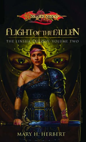 9780786932450: Flight of the Fallen (Linsha Trilogy)
