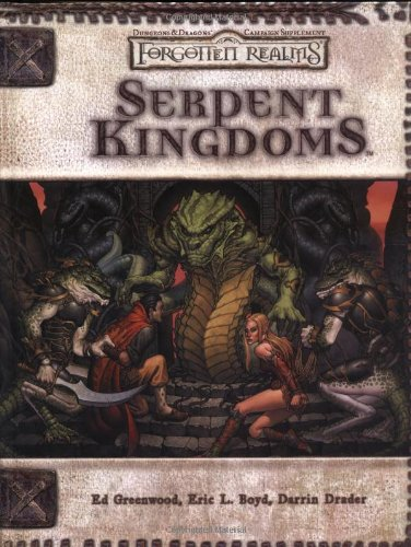 9780786932771: Serpent Kingdoms (Forgotten Realms)