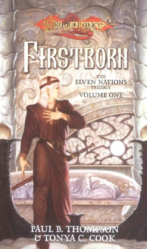 9780786933679: Firstborn: Elven Nations Trilogy: Volume One