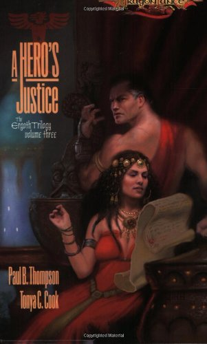 9780786933976: Hero's Justice (Ergoth Trilogy)