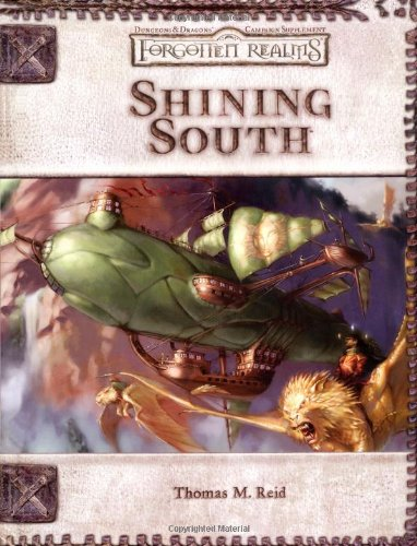 9780786934928: Shining South (Forgotten Realms)