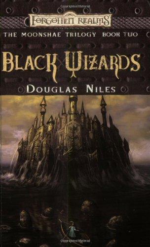 9780786935635: Black Wizards (Moomshae Trilogy)