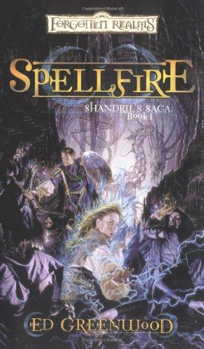 9780786935994: Spellfire (Shandril's Saga)