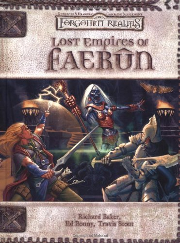 9780786936540: Lost Empires of Faerun