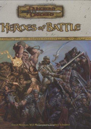9780786936861: Heroes Of Battle