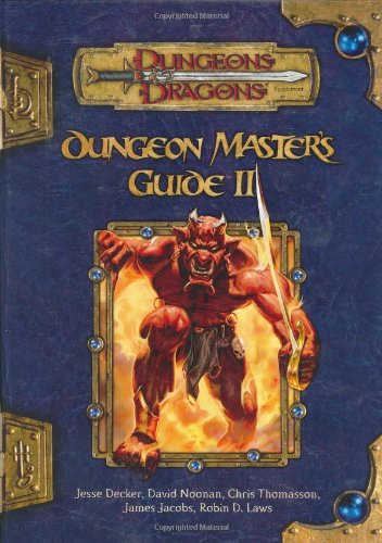 9780786936878: Dungeon Master's Guide II (Dungeons & Dragons d20 3.5 Fantasy Roleplaying Supplement)