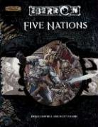 9780786936908: Five Nations (Dungeon & Dragons d20 3.5 Fantasy Roleplaying, Eberron Supplement)