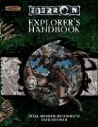 Eberron: Explorer's Handbook (0786936916) by David Noonan; Frank Brunner; Rich Burlew