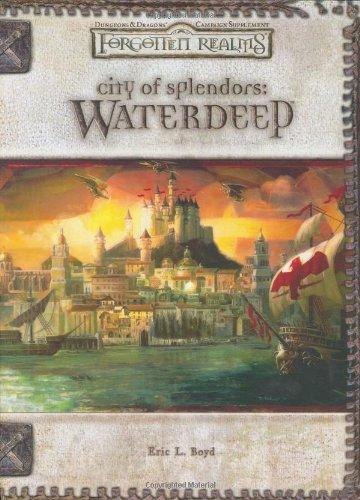 9780786936939: City Of Splendors: Waterdeep