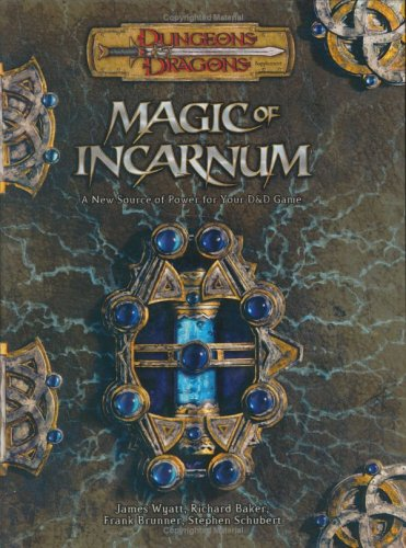 9780786937011: Magic of Incarnum: Dungeons and Dragons Supplement (Dungeon & Dragons Roleplaying Game Rules Supplements)