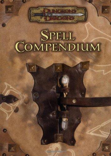 9780786937028: Spell Compendium