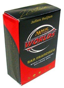 9780786937127: Magic: The Gathering - 2004 World Champ Decks