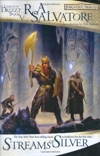 Streams of Silver: The Icewind Dale Trilogy, Part 2 (Forgotten Realms: The Legend of Drizzt, Book V...