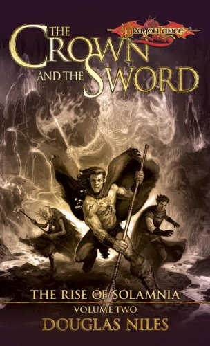 The Crown And The Sword Dragonlance Rise Of Solamnia border=