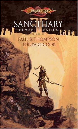 9780786938179: Sanctuary (Dragonlance: Elven Exiles, Vol. 1)
