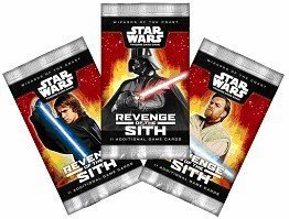 9780786938445: Star Wars TCG - Revenge Of The Sith Booster Pack