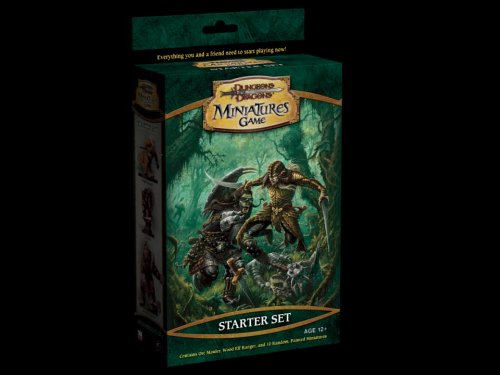 9780786938865: Dungeons and Dragons: War Drums Starter (A Dungeons & Dragons Miniatures Game)