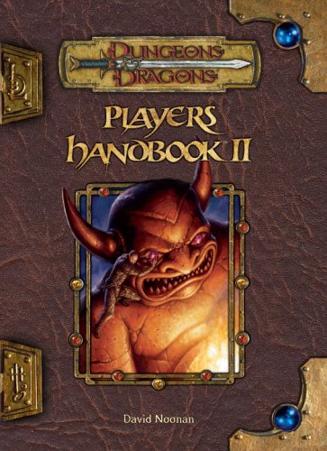 9780786939183: Player's Handbook II (Dungeons & Dragons d20 3.5 Fantasy Roleplaying) (Bk. 2)