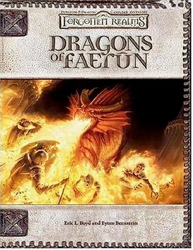 9780786939237: Dragons of Faerun (Dungeons & Dragons)