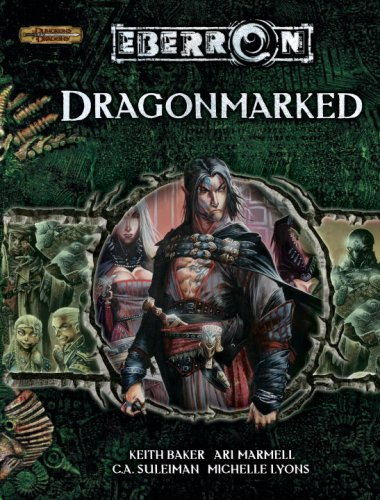 9780786939336: Dragonmarked (Dungeons & Dragons d20 3.5 Fantasy Roleplaying, Eberron Supplement)