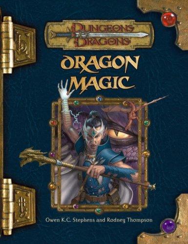 Dragon Magic (Dungeons & Dragons d20 3.5 Fantasy Roleplaying)