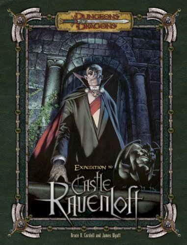 9780786939466: Dungeons & Dragons Expedition to Castle Ravenloft: Campaign Adventure