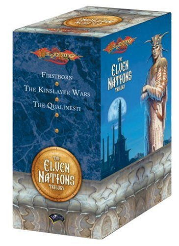 9780786939572: The Elven Nations Trilogy