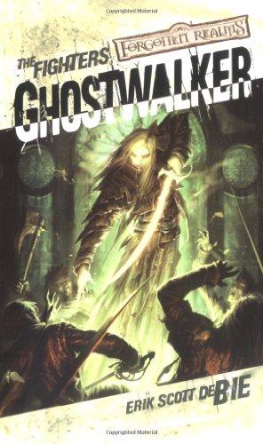 9780786939626: Ghostwalker: The Fighters