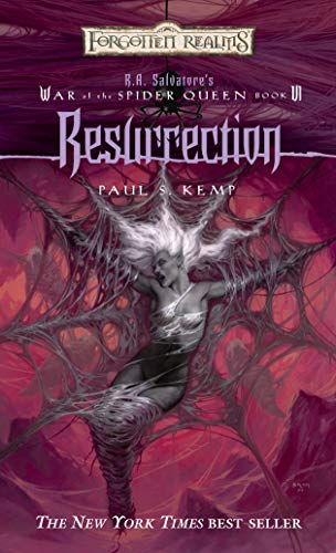 9780786939817: Resurrection (Forgotten Realms: R.A. Salvatore's War of the Spider Queen, Book 6)
