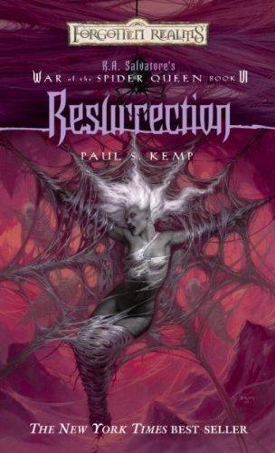 9780786939817: Resurrection (Forgotten Realms: R.A. Salvatore's War of the Spider Queen, Book 6)