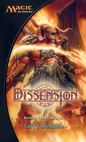 9780786940011: Dissension: Ravnica Cycle, Book III