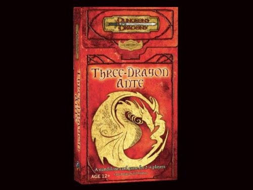 9780786940721: Three Dragon Ante (Dungeons & Dragons Game)