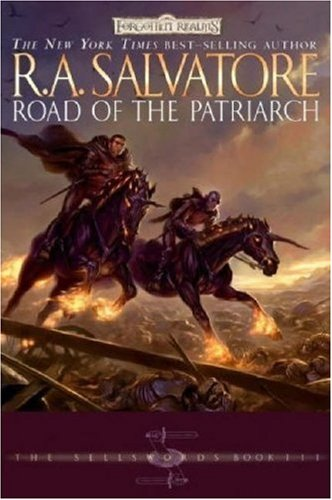 Road of the Patriarch: SIGNED