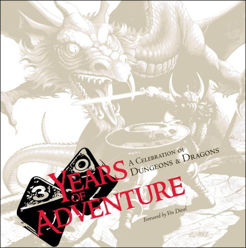 9780786940783: 30 Years of Adventure: A Celebration of Dungeons & Dragons