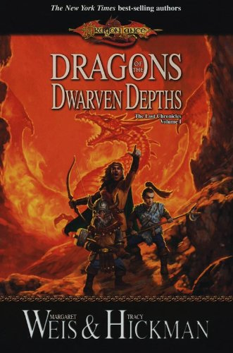 9780786940998: Dragons of the Dwarven Depths: The Dark Chronicles v. 1 (Dragonlance)