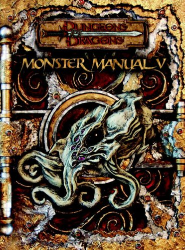 9780786941155: Monster Manual V (Dungeons & Dragons d20 3.5 Fantasy Roleplaying)