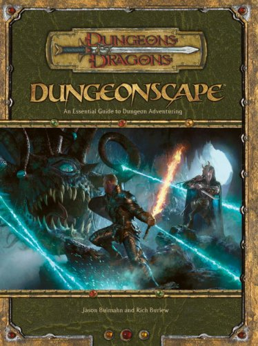 9780786941186: Dungeonscape: An Essential Guide to Dungeon Adventuring (Dungeons & Dragons d20 3.5 Fantasy Roleplaying)